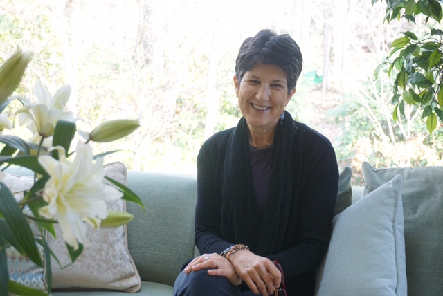 Jane Schapiro, author picture